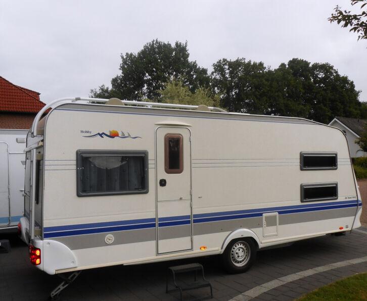 Hobby Wohnwagen Mit Etagenbett : Nachricht hobby caravan