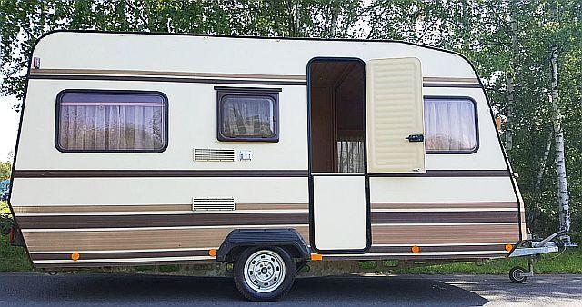 top wohnwagen dethleffs rc 3 zul gg kg camper angeboten wird ein. Black Bedroom Furniture Sets. Home Design Ideas
