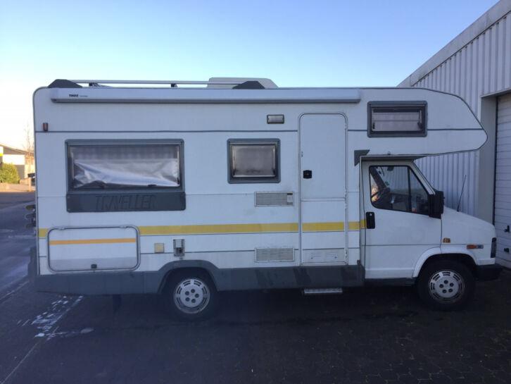 Wohnmobil Wir Verkaufen Unser Wohnmobil Knaus Traveller